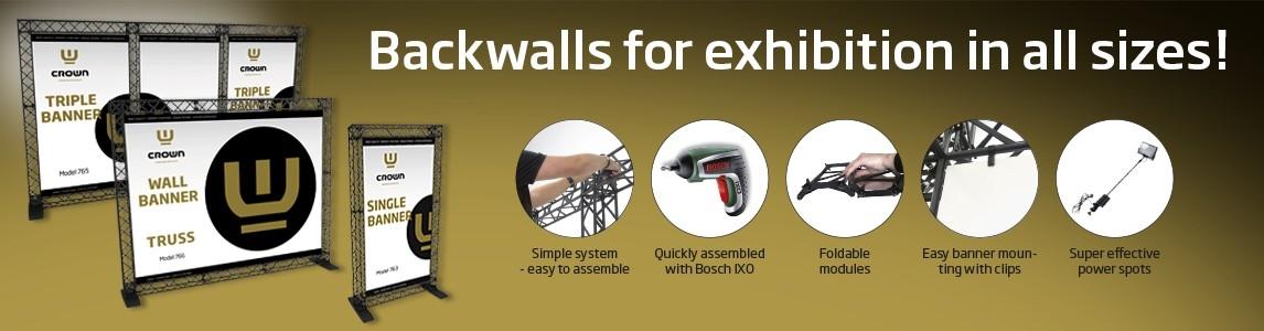 Truss Backwalls