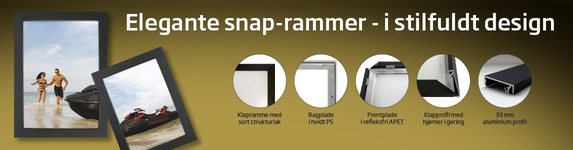 CROWN snap-frame