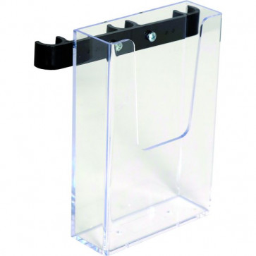 CROWN TRUSS, Brochure dispenser M65 with fitting